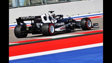 角田、F1ロシアGPで最低評価@海外