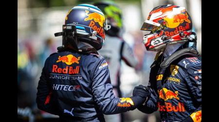 アルファタウリ&レッドブル、アブダビF1ヤングドライバーテストのラインナップを公開