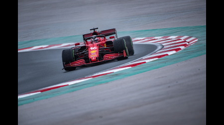 フェラーリのルクレールコメント@F1トルコGP