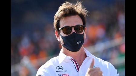 メルセデスのトト・ウォルフ、F1スプリント予選について語る