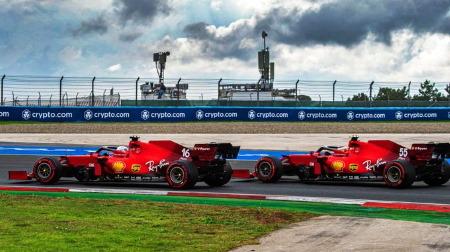 フェラーリ、2022F1マシンはショーカーとは大きく異なる形状へ