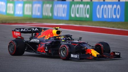 レッドブルのペレスコメント@F1アメリカGP予選
