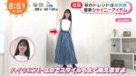 木内舞留 めざましテレビ 2021年09月15日放送 0002