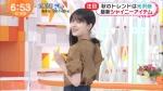 木内舞留 めざましテレビ 2021年09月15日放送 0010