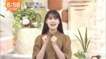 木内舞留 めざましテレビ 2021年09月15日放送 0012