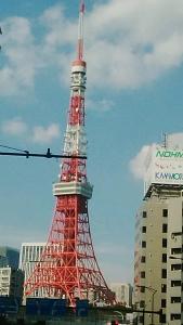 210925 東京タワー
