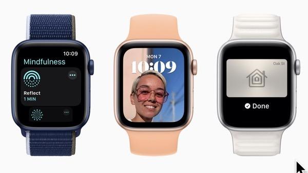 WWDC watchOS8