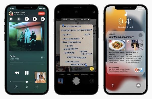 WWDC iOS15