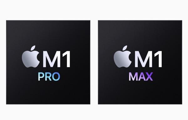 M1 ProM1 Max