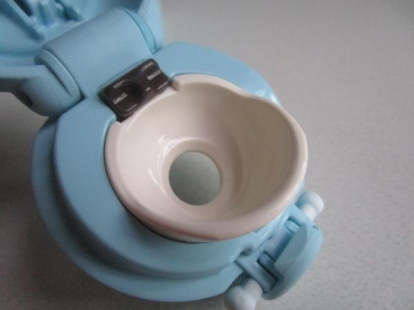 サーモス 水筒 真空断熱ケータイマグ ワンタッチオープンタイプ アイスグリーン 350ml JNR-351 (18)
