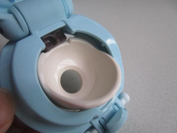 サーモス 水筒 真空断熱ケータイマグ ワンタッチオープンタイプ アイスグリーン 350ml JNR-351 (17)