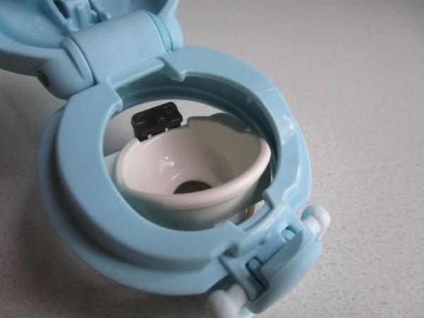 サーモス 水筒 真空断熱ケータイマグ ワンタッチオープンタイプ アイスグリーン 350ml JNR-351 (16)