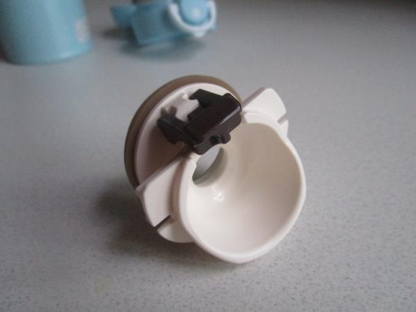 サーモス 水筒 真空断熱ケータイマグ ワンタッチオープンタイプ アイスグリーン 350ml JNR-351 (13)