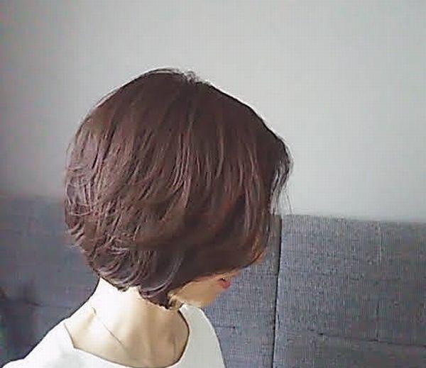 髪型 オルナオーガニックヘアオイルアウトバストリートメント