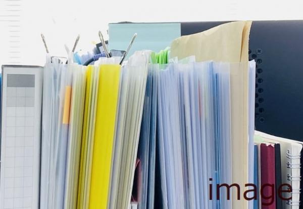 ファイル 書類