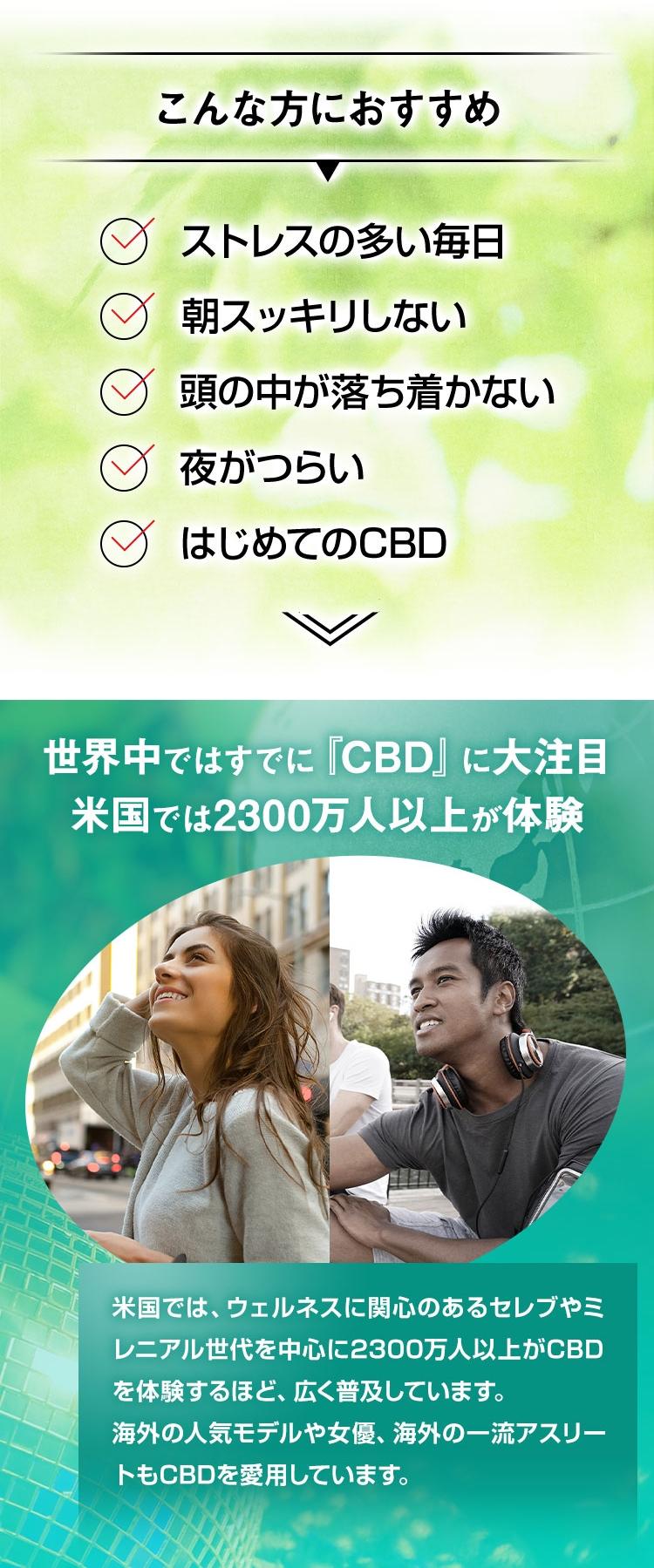 CBDプレミアムオリジナルブレンド300
