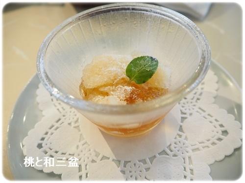 桃と和三盆