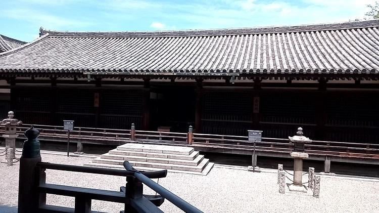 法隆寺2021.05