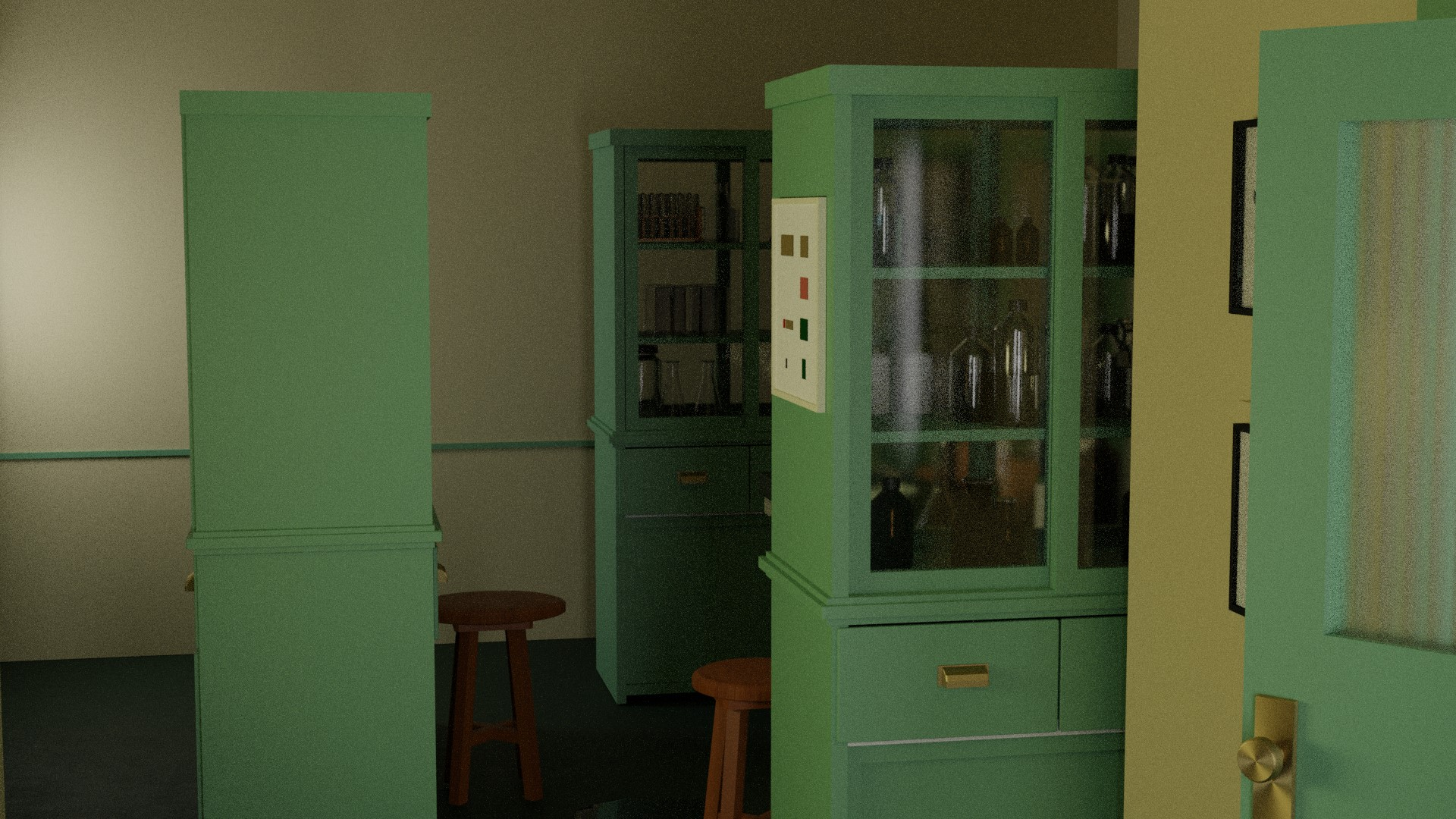 理科室の実験室3