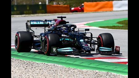 """2021年 F1 第4戦 スペインGP 公式予選結果""""予想通り超タイト"""""""