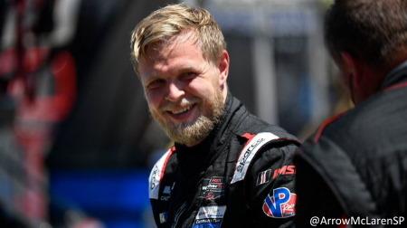 元F1ドライバーのケビン・マグヌッセンがアロウ・マクラーレンSPからインディカー参戦