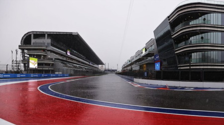 F1ロシアGP予選が予定通りできなければ日曜午前中実施も視野に@FIAのマシ氏