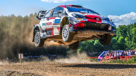 2021 WRC 第7戦 エストニア 結果