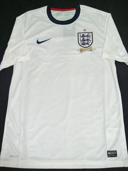 13 ENGLAND (H)
