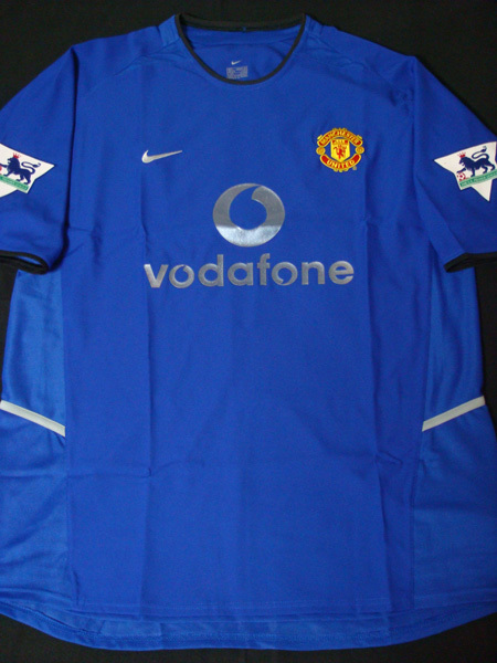 02/03 MANCHESTER UNITED (3rd)
