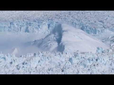 グリーンランドの氷河_01
