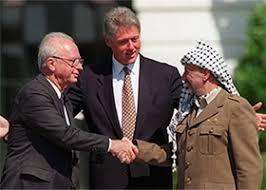 パレスチナ暫定自治協定