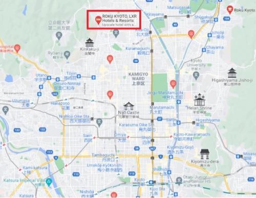 ROKU KYOTO|LXR ホテルズ&リゾーツ