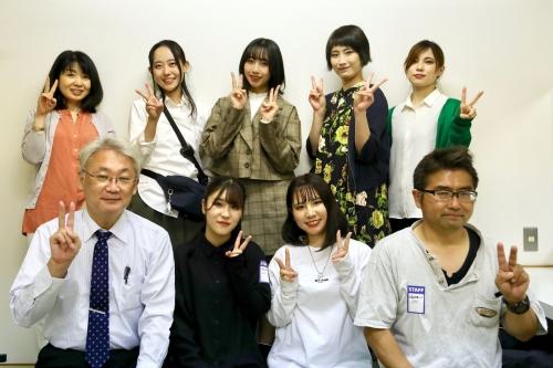 広島殺陣フェス2021 集合写真1