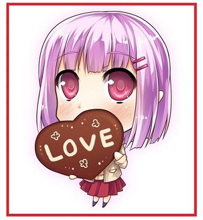 難関生にチョコを贈りたい。