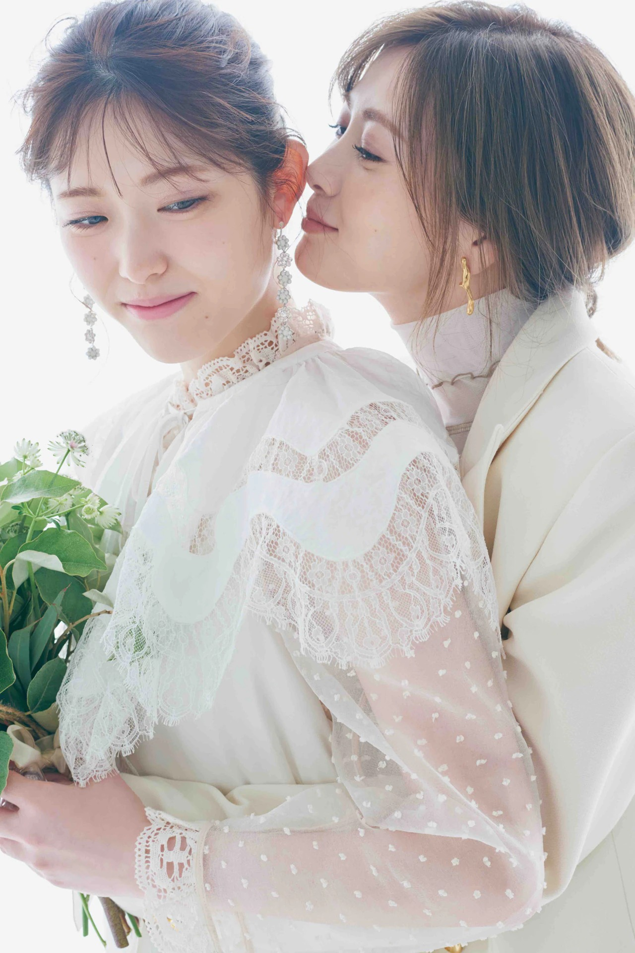 松村沙友理写真集 白石麻衣