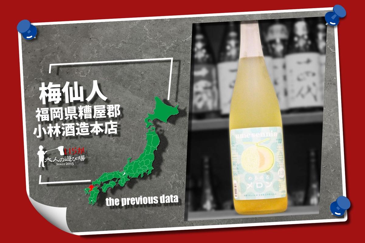 過去酒データ202105梅仙人