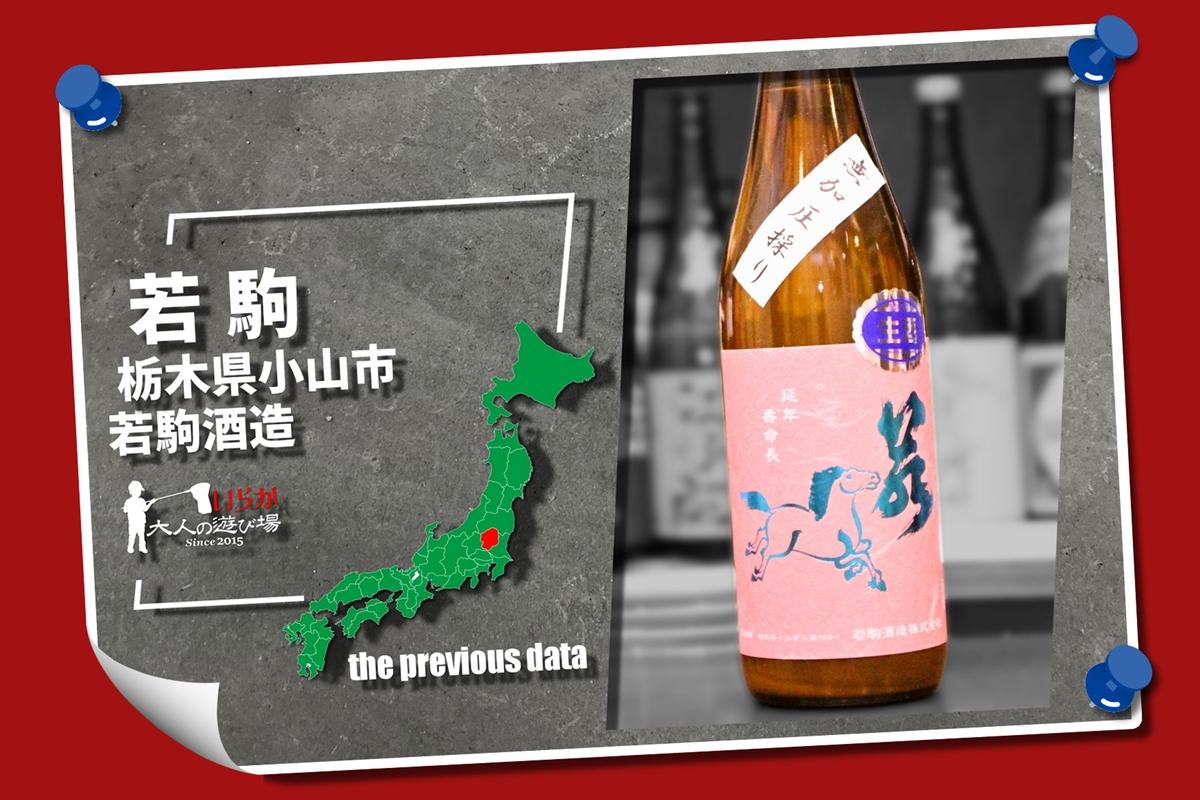 過去酒データ202105若駒