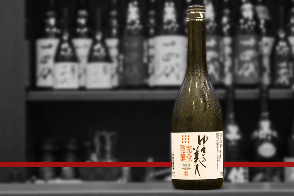 blogゆきの美人辛口純米完全発酵202109