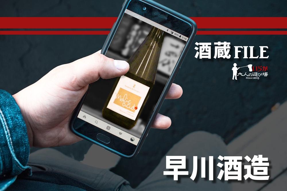 blog早川酒造