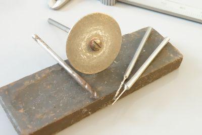 ドリル刃研ぎ1