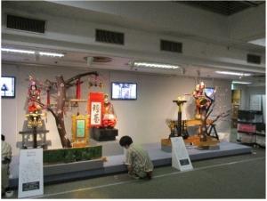 高島屋「からくり人形師 九代玉屋庄兵衛展」