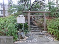 猿楽塚 三田用水散策5