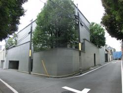 樹木希林の自宅2 三田用水散策5