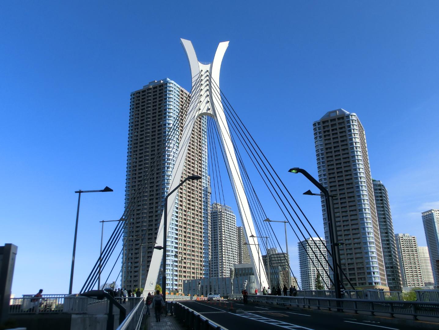 中央大橋 新川散策5