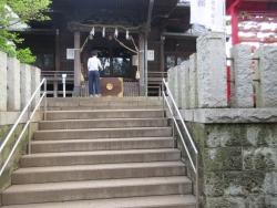 千束八幡神社 大岡山大田区エリア散策