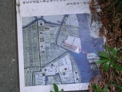 東京都第一建設事務所が作った「越前堀の間知石」2 新川散策5