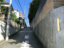 重光武夫会長の邸宅1 初台・西原・大山散策記事2