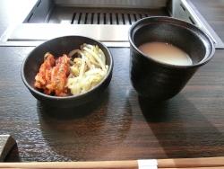 キムチとスープ 銀座うしごろ記事