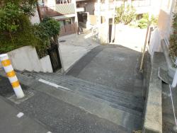 階段・坂1 代々木八幡・初台・西原・大山散策記事3