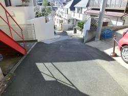 階段・坂2 代々木八幡・初台・西原・大山散策記事3